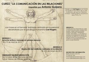 CARTEL Curso Antonio Guijarro 2015 - BR